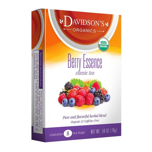 Davidsons Davidsons Berry Essence Classic Tea 8ct box