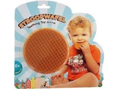 SDPL Stroopwafel Teething Toy