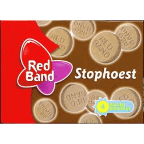 Red Band Red Band Stophoest 5 Roll Pack