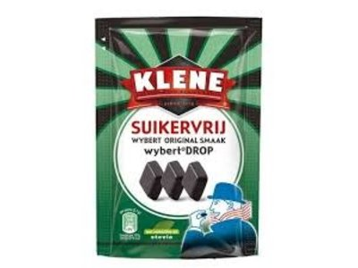 Klene Klene Sugar Free Wybert Licorice 3.7 Oz bag