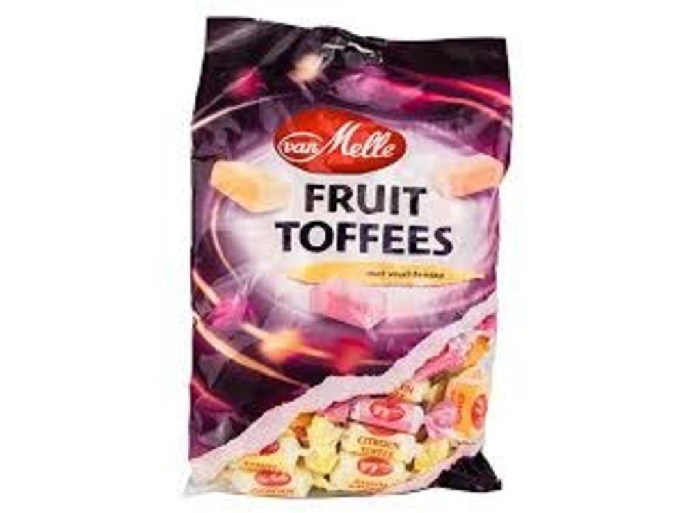 Van Melle Van Melle Fruit Toffees  8 oz bag