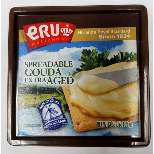 Eru Eru Aged Cheese Spread 3.5 oz cup