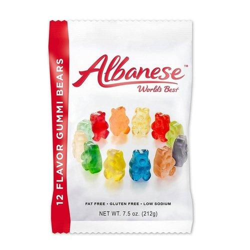 Albanese Albanese Gummi Bears 7.5 oz Peg Bag