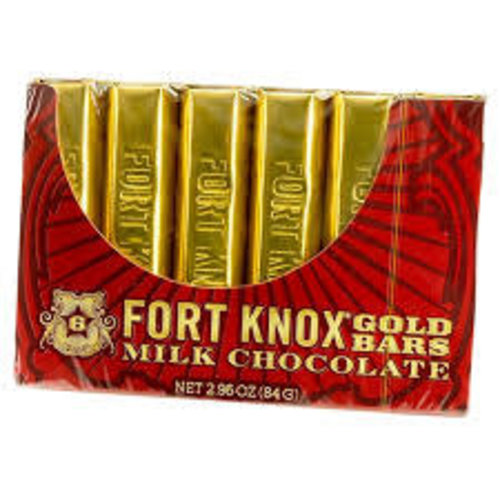 Fort Knox Mini Gold Bar 2.96 Oz