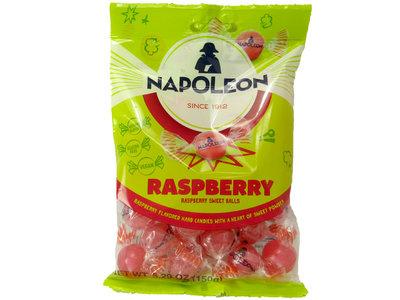 Napoleon Napoleon Raspberry Fruit Sour Balls 5.2 oz