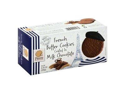 Pierre Biscuiterie Pierre French Butter Milk choc original cookies 4.7 oz