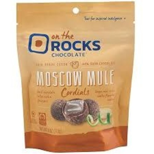 On The Rocks  Chocolate Moscow Mule 4 oz Bags