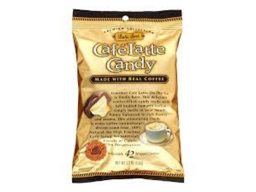 Balis Best Balis Best Latte Hard Candy 5.3oz Bag 12/cs