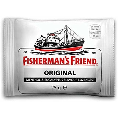 Fishermans Friend Fisherman's Friend Original 25g Bag