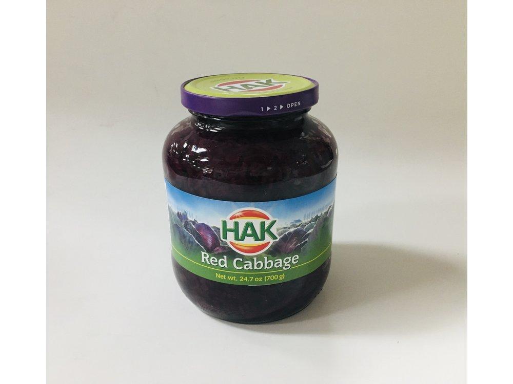 Hak Hak Red Cabbage  24.6 Oz