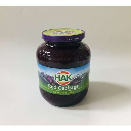 Hak Hak Red Cabbage 24.6 Oz