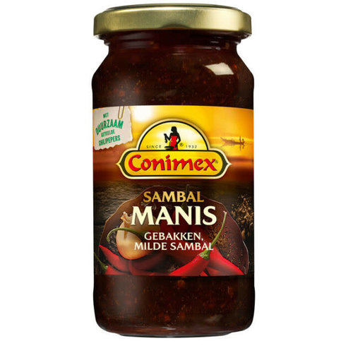 Conimex Conimex Sambal Manis 6 Oz