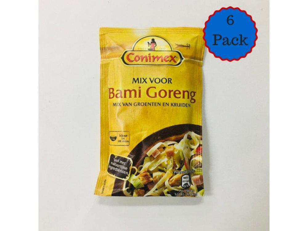 Conimex Conimex Bahmi Spices 6 PACK