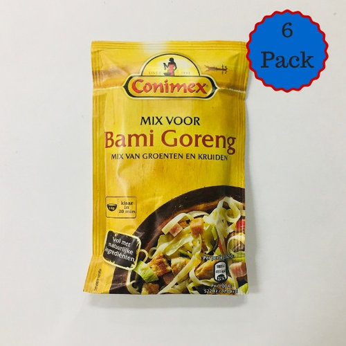 Conimex Conimex Bahmi Spices 6 PACK
