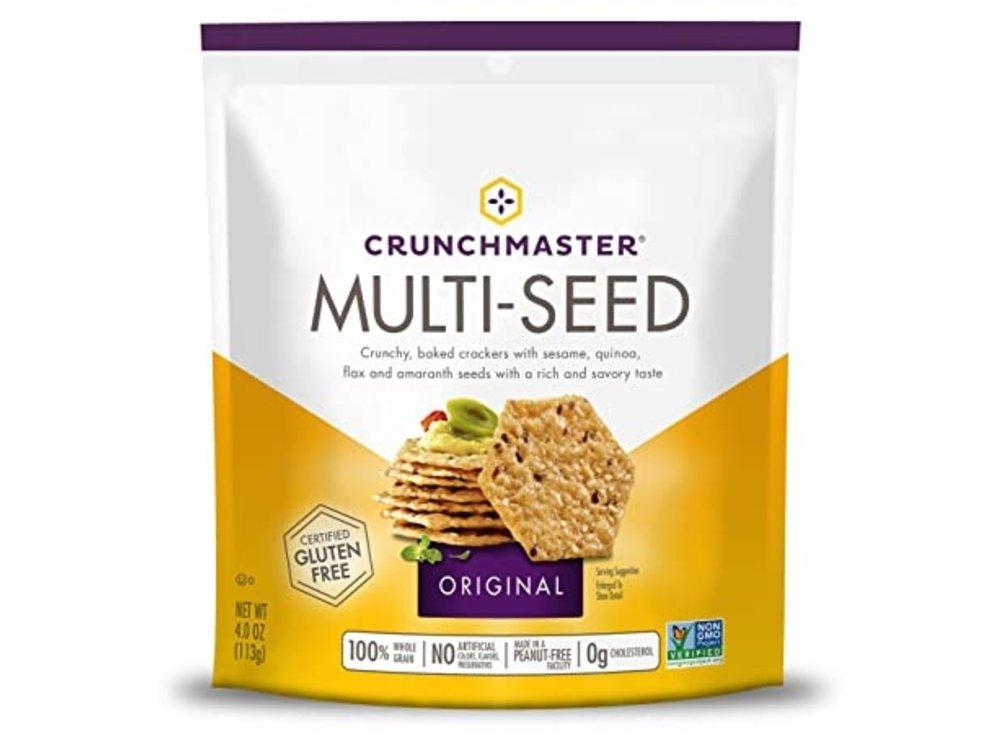 Crunchmaster GF Multi Seed Orig