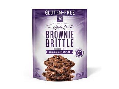 Sheila G Sheila G Gluten Free Brownie Brittle Dark Choc 4.5oz