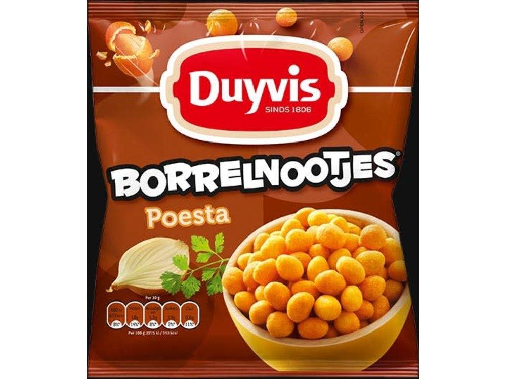 Duyvis Duyvis Borrelnootjes Poesta 9.7 oz