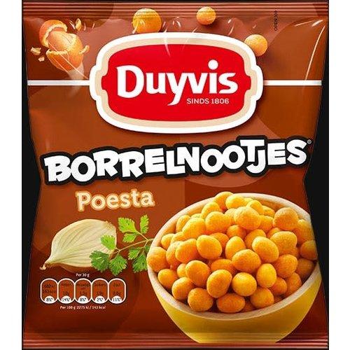 Duyvis Duyvis Borrelnootjes Poesta 10.5 oz