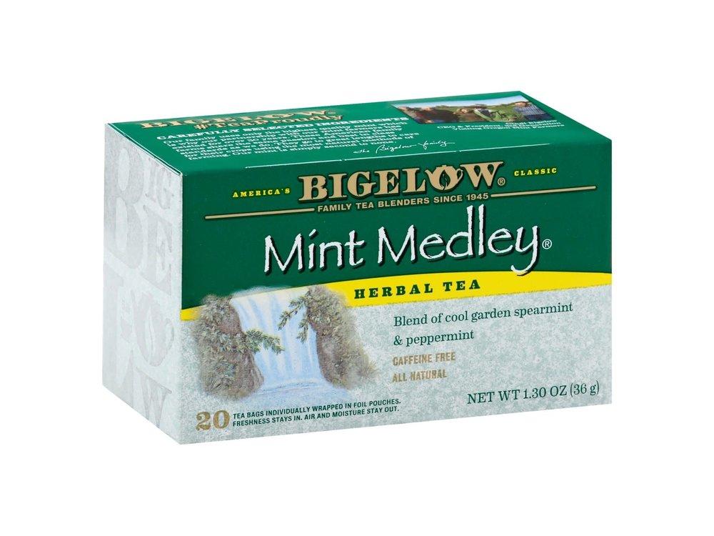 Bigelow Mint Medley Tea 20 ct