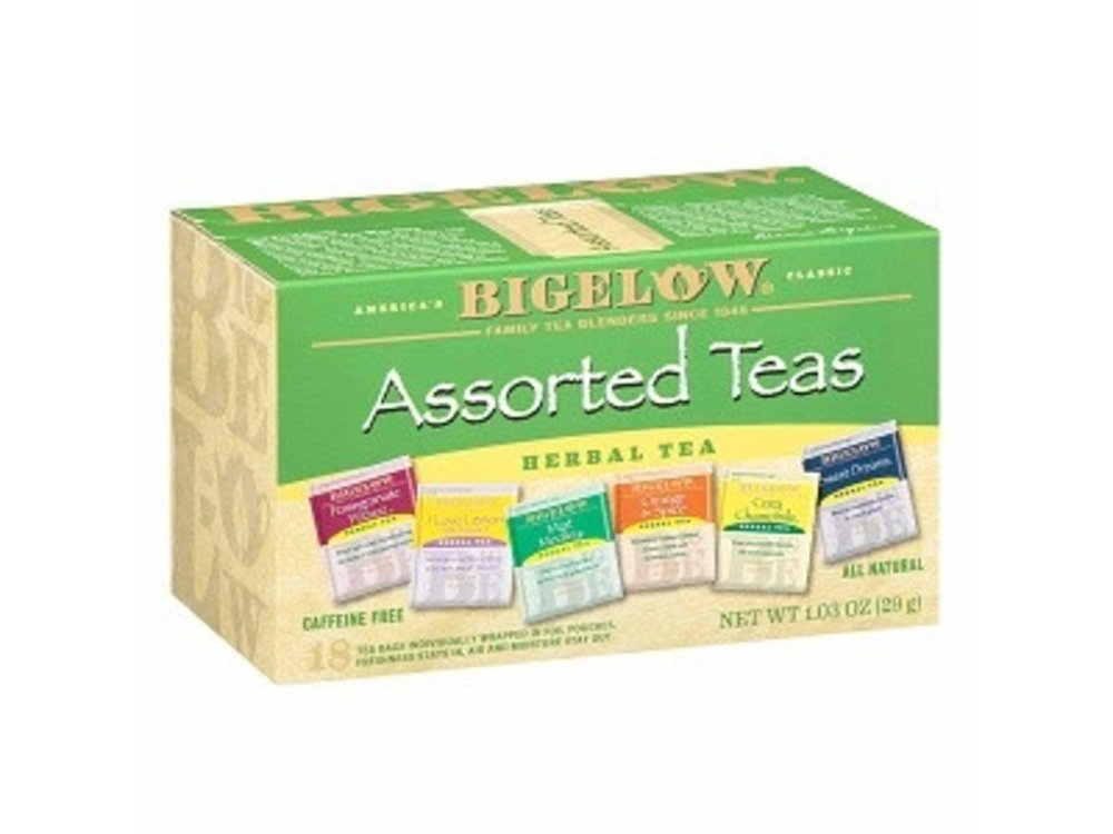 Bigelow Herb 6 Variety 18ct