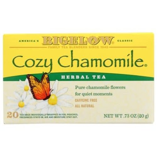 Bigelow Cozy Chamomile Tea 20 ct