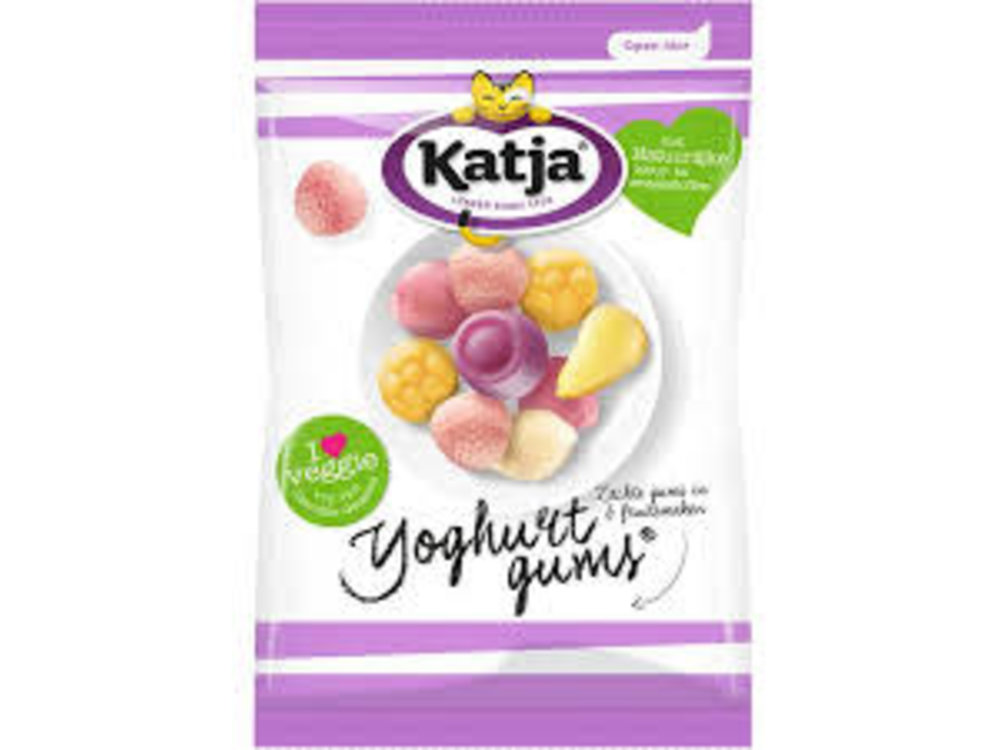 Katja Katja Yogurt Gums 12.34 oz Bag