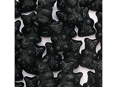 Gustafs Gustafs Sugar Free Licorice Bears 2.2 lb