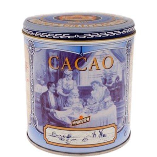 Van Houten Van Houten Cocoa Blue Tin 8.8 oz