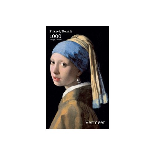 Games Puzzle Girl With a Pearl Earring 1000 pc