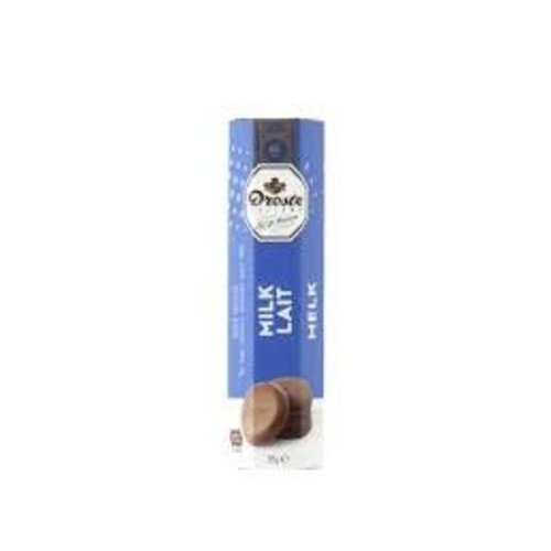 Droste Droste Milk Chocolate Pastille Roll 2.99 oz