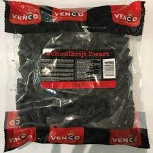Venco Venco Licorice Black Schoolkrijt 2.2 Lbs Bag - Kilo