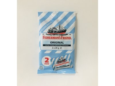 Fishermans Friend Fisherman's Friend Original 2x.7 oz Bag
