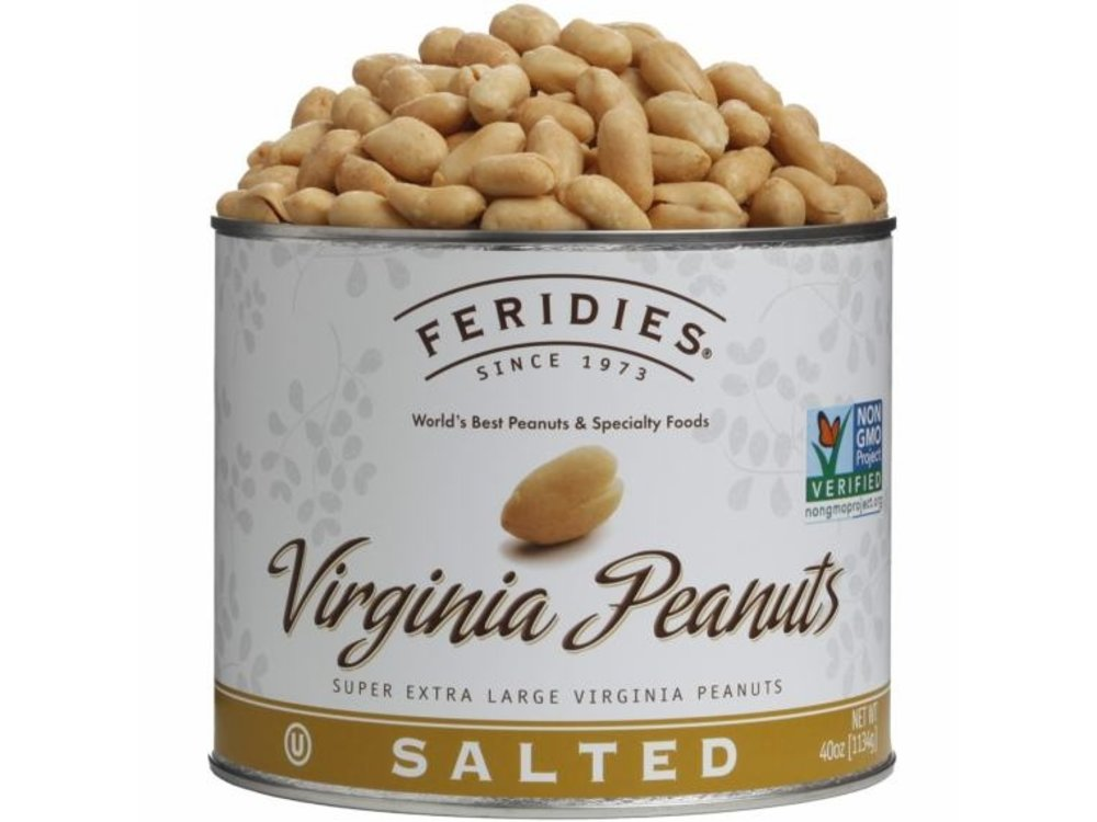 Feridies Feridies Super Extra Large Peanuts 40 oz Can