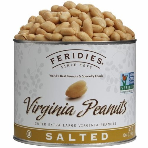 Feridies Feridies Super Extra Large Peanuts 40 oz Can