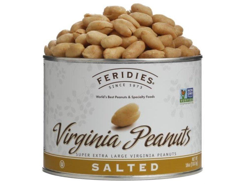 Feridies Feridies Salted Peanuts 18 oz Can