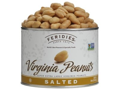 Feridies Feridies Salted Peanuts 18 oz Can