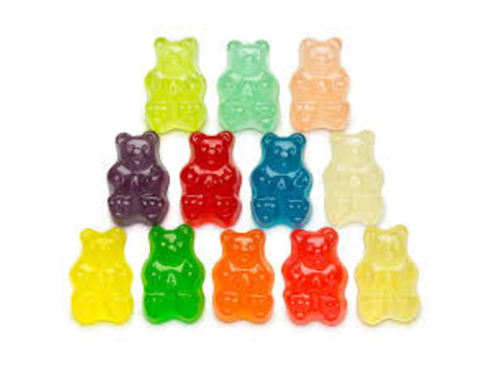Albanese Albanese 12 flavor Gummi Bears 10 oz Tub