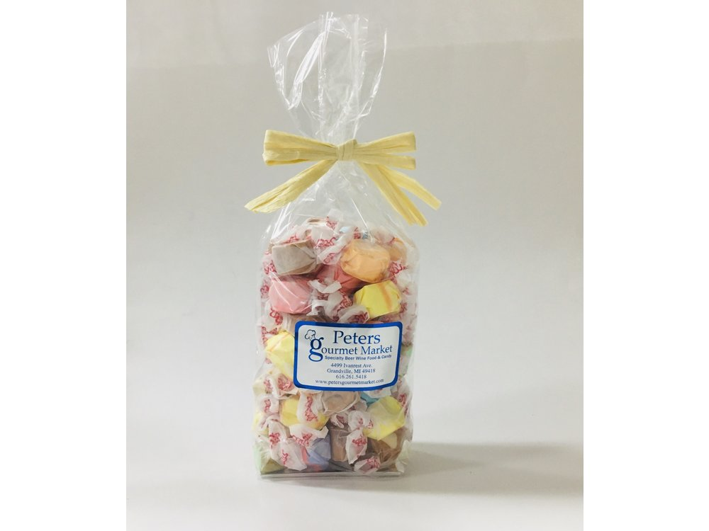 Sweets taffy 15 flavor 12 oz gift bag