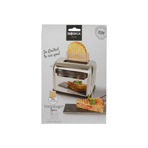 Boska Boska Toastabags 3 pack Reusable up to 50 times