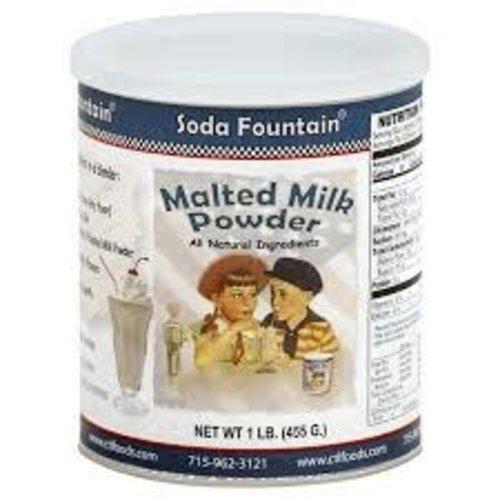 Soda Fountian Malted Milk Powder 16oz