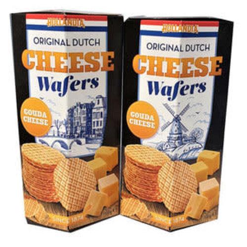 Vegter Vegter Dutch Cheese Waffers 3.5 oz