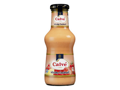 Calve Calve Whiskey Cocktail Sauce 10.8 oz Bottle