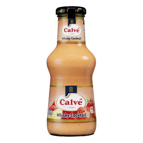 Calve Calve Whiskey Cocktail Sauce 10.8 oz Bottle