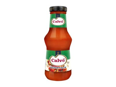 Calve Calve Schaschlik Sauce 8.8 oz Bottle
