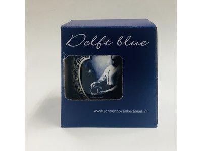 Delft Mug Melk Meisje Gift Boxed 8 oz