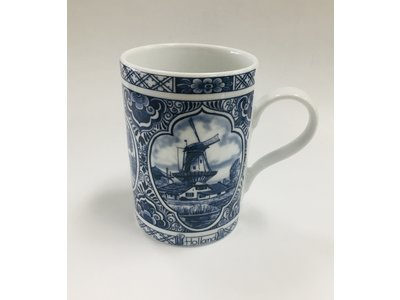 Delft Mug Windmill - Gift Boxed 8 oz