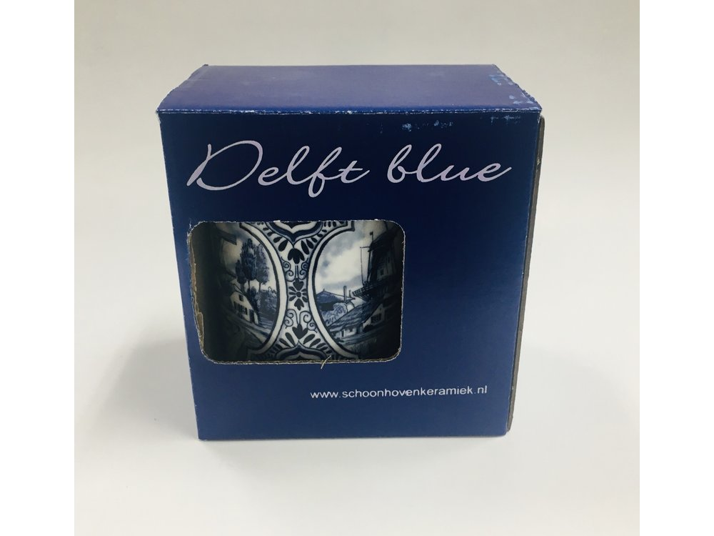 Delft Mug Windmill - Gift Boxed 8 oz