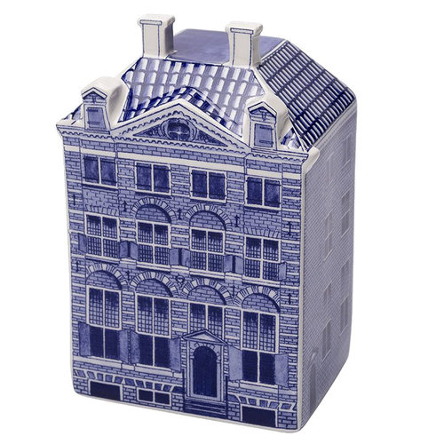 Delft Canal large Rembrandt House 5.5 inches