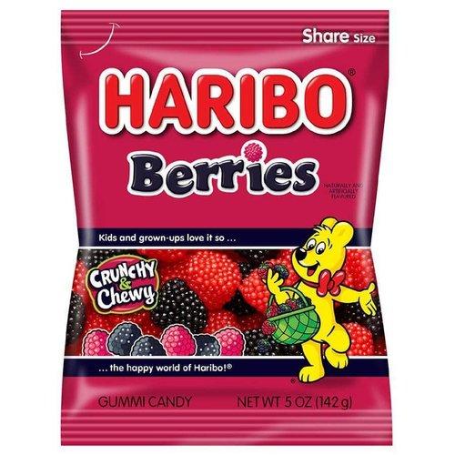 Haribo Haribo Berries 5oz Bag 12/cs