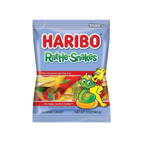 Haribo Haribo Rattlesnakes 5oz Bag 12/cs